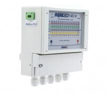 Блок управління і контролю Варта 1-03,14 до 14 датчиків живлення 12В 220В
