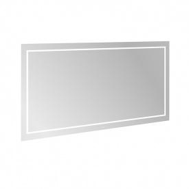 FINION зеркало 160x75x4,5см подсветка звуковая система с Bluetooth подогрев VILLEROY & BOCH G6101600