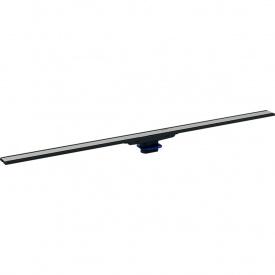 Дренажный канал Geberit CleanLine60 для душевой зоны черная нержавеющая сталь L30-130 см 154.457.00.1