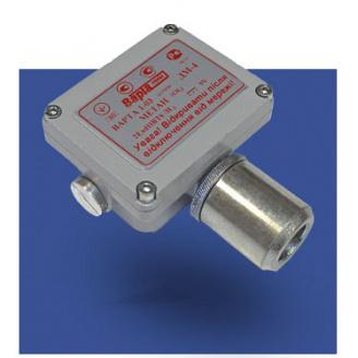 Датчик ДМ-4 до блоку управління Варта 1-03