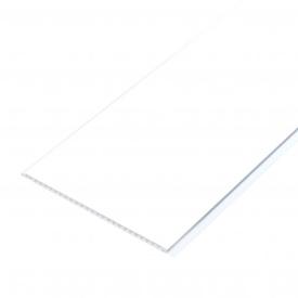 Панель ПВХ RL 3073 Белая матовая