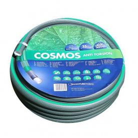 Шланг Tecnotubi Cosmos садовий для поливу діаметр 3/4 дюйма, довжина 25 м (CS 3/4 25)