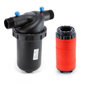 Фільтр Presto-PS дисковий 1,1/4 дюйма для крапельного поливу (1740-DT-120)
