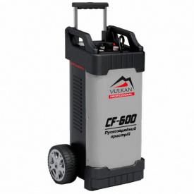 Пуско-зарядное устройство Vulkan CF600 12/24В 50-500Ah пуск струм-500A