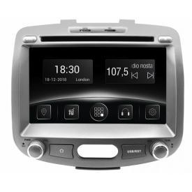 Штатная магнитола Gazer CM5007-PA (Hyundai i10 (PA) 2007-2013)