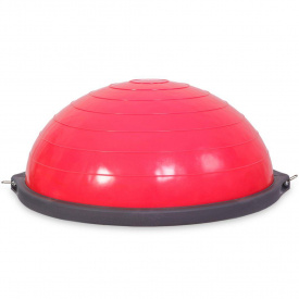 Балансировочная платформа, полусфера с эспандером USA Style LEXFIT, LGB-1531