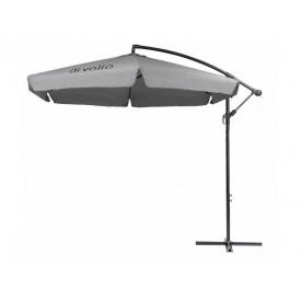 Зонт садовый EMPOLI 300см серый