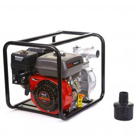 Мотопомпа BULAT BW50/30(двиг. WM170F, 7,0hp) Патрубок 50мм, 36куб/час