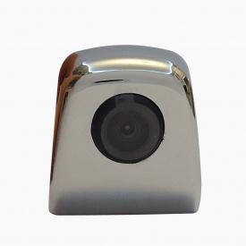 Камера заднего/переднего вида Prime-X MCM-15 (серебристая)