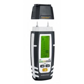 Профессиональный влагомер c Bluetooth LaserLiner DampMaster Compact Plus (BLE) 082.321A