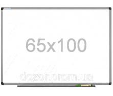 Доска магнитно-маркерная в алюминиевой раме Tetris DMM 65×100