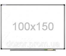 Доска магнитно-маркерная в алюминиевой раме Tetris DMM 100×150