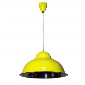 Світильник підвісний MSK Electric E27 (СП 3614 YL+CR)