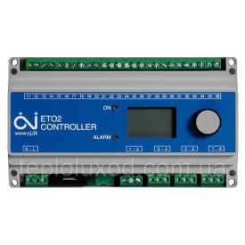 Терморегулятор Oj electronics ETO2-4550 2х зонний