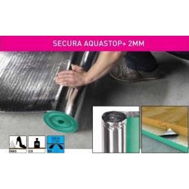 Підкладка Arbiton Secura Aquastop+ рулон 2 мм 15 м2