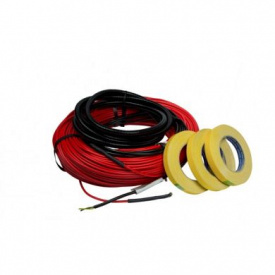 Тепла підлога Ensto ThinKit двожильний кабель 980 Вт 6,5-12,3 м2