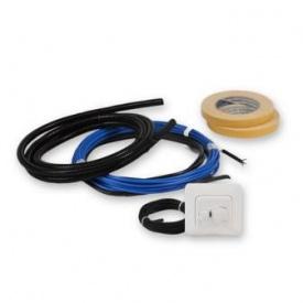 Тепла підлога Ensto FinnnKit двожильний кабель 345 Вт 2,2-3,1 м2