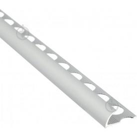 Наружный алюминиевый профиль для плитки (НАП-12)