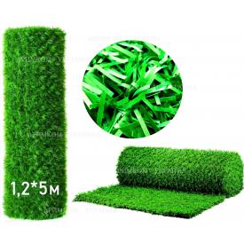 Забор Green mix зелёная трава H -1х5