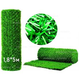 Забор Green mix зелёная трава H -1,7х5
