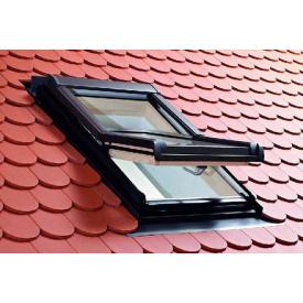 Вікно мансардне Designo WDF R45 H N WD AL 05/11