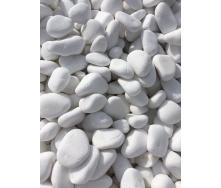 Мармурова галька Thassos White 0-10 мм