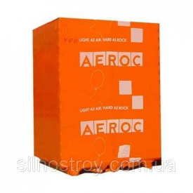 Газоблок Aeroc 300х200х600 мм D400