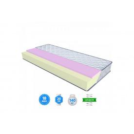 Ортопедичний матрац Neon 160x190 см Sleep&Fly Silver Edition