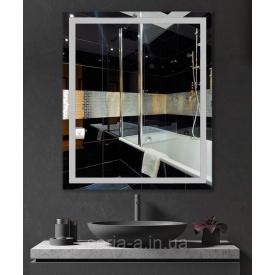 Зеркало с подсветкой LED в ванную ML - 13 40х60
