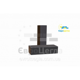 Облицювальна цегла половинка ложкових гладкий 250х53х65 мм