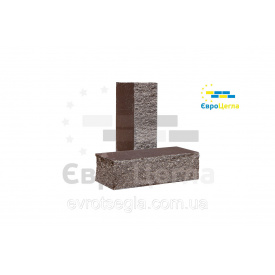Облицювальна цегла Колота тичкова 230х100х65 мм