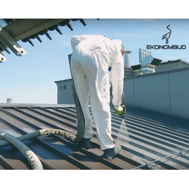 Гидроизоляция крыши от EKONOMBUD