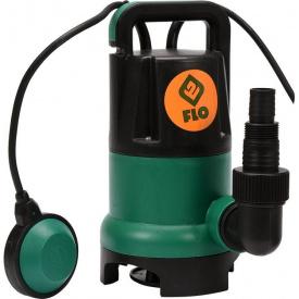 Насос для грязной воды FLO 400 вт 10000 л/ч 13,5 м (79771)