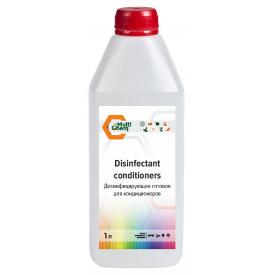 Дезінфікуючий засіб готовий для кондиціонерів Disinfectant conditioners 1 л