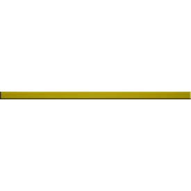 Фриз стеклянный Kotto Keramika GF 9018 Yellow 900х25 мм