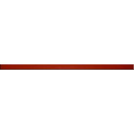 Фриз стеклянный Kotto Keramika GF 9005 Red 900х25 мм