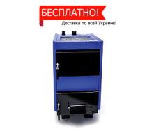 Твердопаливний котел Проскуров АОТВ 18 КМ сталь 6 мм