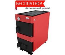 Твердопаливний котел Marten Base-17 кВт з плитою