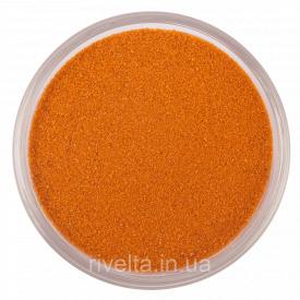 Цветной песок RAL 2010 Сигнальний помаранчевий