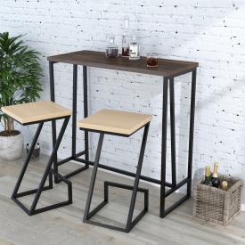 Барний столик BS-110 Loft-design Горіх-модена