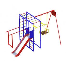 Уличная спортивно-игровая площадка Dali № 811 для детей