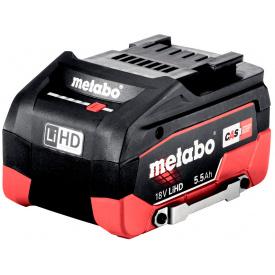 Аккумуляторный блок Metabo 18В, 5.5Аг LiHD (624990000)