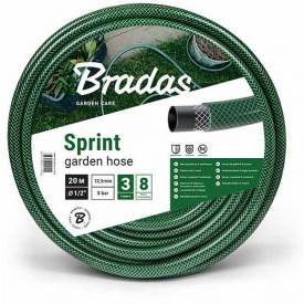 Шланг для полива Bradas SPRINT 3/4 дюйм 50м (WFS3/450)