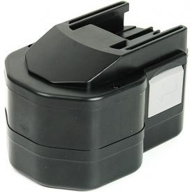 Аккумулятор PowerPlant для шуруповертов и электроинструментов AEG GD-AEG-12(A), 12 V, 2 Ah, NI-MH (TB920587)