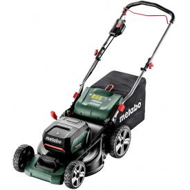 Аккумуляторная газонокосилка Metabo RM 36-18 LTX BL 46 (601606850)