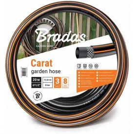 Шланг для полива Bradas CARAT 1/2 дюйм 30м (WFC1/230)