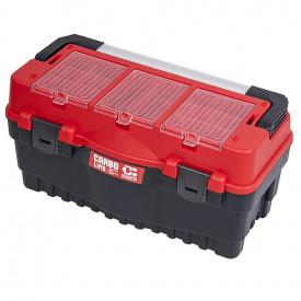 "Ящик для инструмента QBRICK SYSTEM S700 CARBO RED 25,5"" (SKRS700FCPZCZEPG001)"