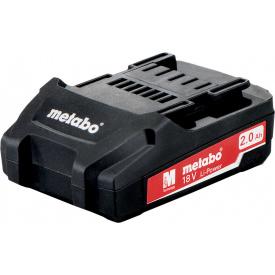 Аккумуляторный блок Metabo 18 В 2,0 Aг, Li Power Compact (625596000)