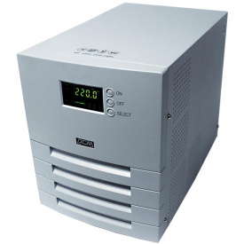 Стабилизатор напряжения Powercom AR-5K-LCD