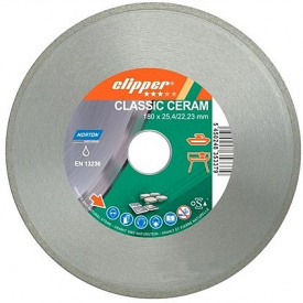 Диск алмазный Norton CLIPPER CLA CERAM по керамике 250/ 25.4 x (мм) (70V025)